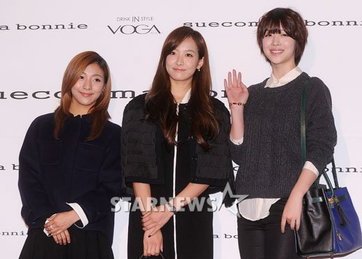 [NEWS] f(X) Victoria,Sulli,Luna, SHINee Minho,Key ...